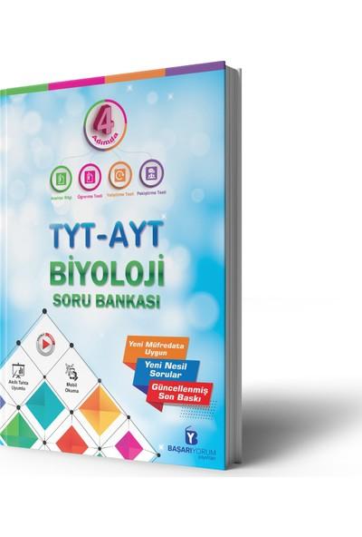 Başarıyorum Yayınevi TYT Biyoloji Soru Bankası