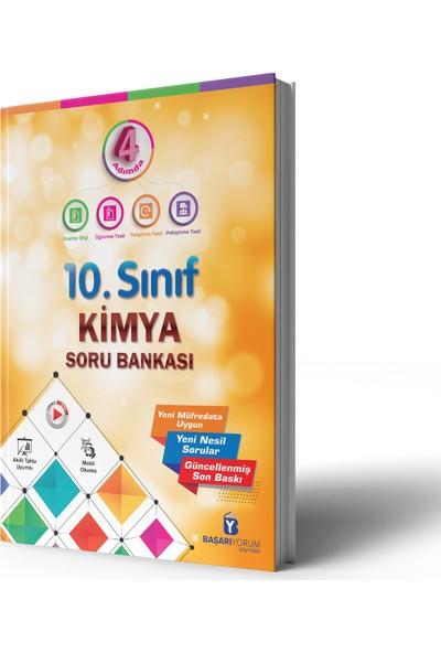 Başarıyorum Yayınevi 10. Sınıf Kimya Soru Bankası
