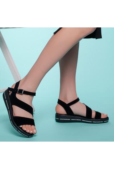Muggo AYS71 Kadın Sandalet