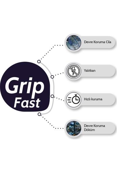 Resinin Grip Fast A + B Elektronik Kullanımı İçin Hızlı Kuruyan Epoksi Reçine 15 kg