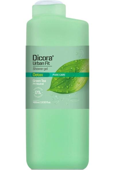 Urban Fit Duş Jeli Detoks Yeşil Çay 400 ml