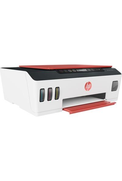 Hp Smart Tank Wireless 519 Fotokopi + Tarayıcı + Wi-Fi + Airprint Renkli Tanklı Yazıcı + Photoink Mürekkep 3YW73A(Satıcı Garantili)