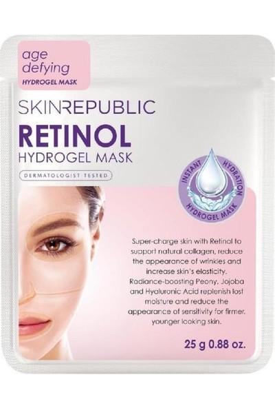 Skin Republic Hidrejel Yüz Maskesi 25 ml