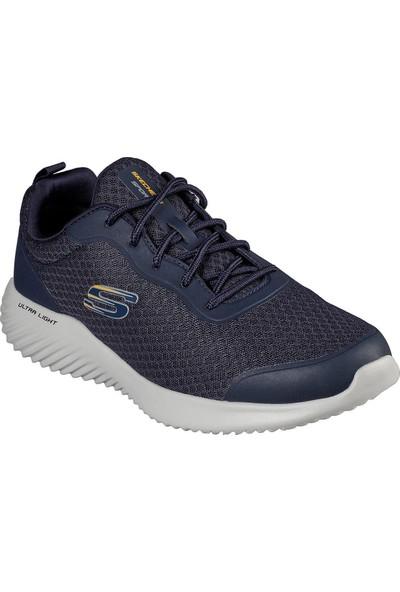 Skechers Bounder Erkek Ayakkabısı SKC232005 Nvy