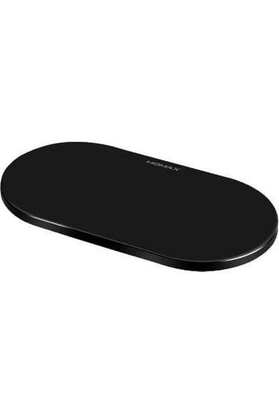 Momax Q Pad Warmless Hızlı Şarj Kablosuz Şarj 20W Siyah UD11D Pro (Yurt Dışından)