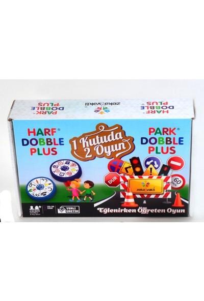 Zeka Vakti Harf Dooble Plus - 1 Kutuda İki Oyun