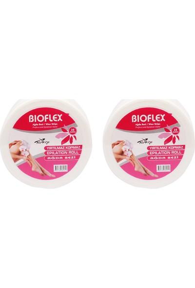 Bioflex Ağda Bezi 25 Metre - 2'li Set