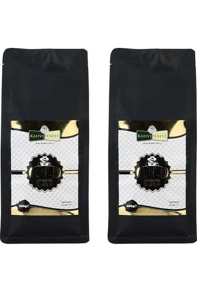 Kahveperest Çözünebilir Gold Kahve 2'li 200 gr