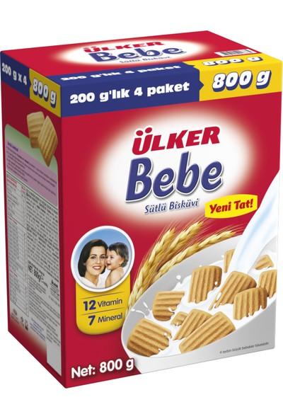 Ülker Bebe Bisküvisi 800 gr