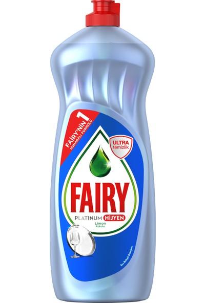 Fairy Platinum Hijyen 750 ml Sıvı Bulaşık Deterjanı