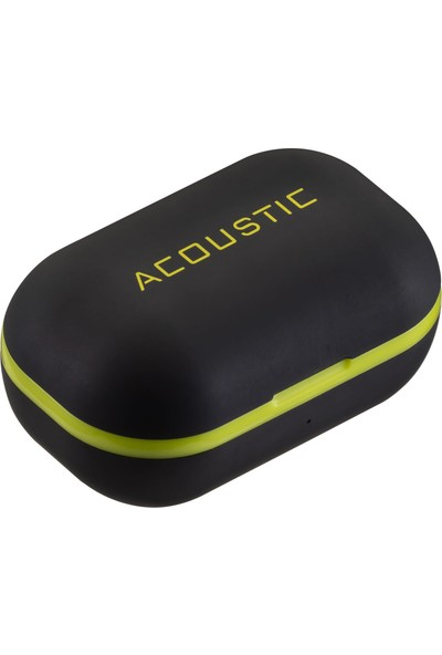 MF Product Acoustic 0138 Kablosuz Kulak İçi Bt 5.0 Bluetooth Tws Kulaklık Siyah