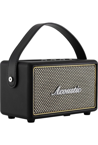 MF Product Acoustic 0171 20W Kablosuz Bluetooth Speaker Siyah