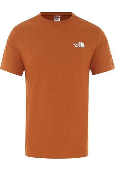 The North Face Erkek S/s Sımple Dome Tişört - Eu NF0A2TX5UBT1