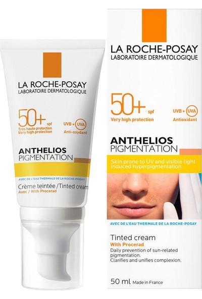 La Roche-Posay Anthelios Pigmentation SPF50+ Tinted Cream 50 ml