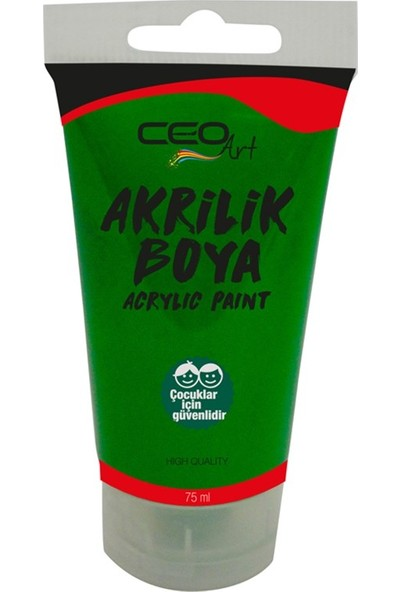 Ceo Art Akrilik Boya 75 ml - Plant Green