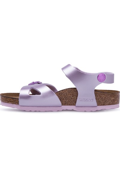 Birkenstock Kız Çocuk Rio Bf Sandalet 4 Sandalet 1012522