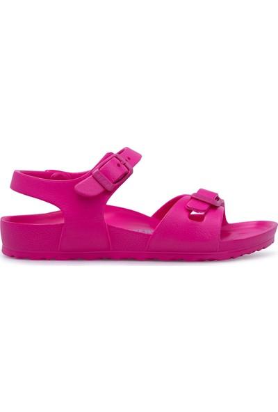 Birkenstock Kız Çocuk Rio Eva Sandalet 4 Sandalet 1015463