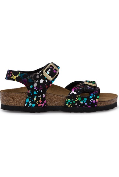 Birkenstock Çocuk Rio Mf Sandalet Sandalet 1015989