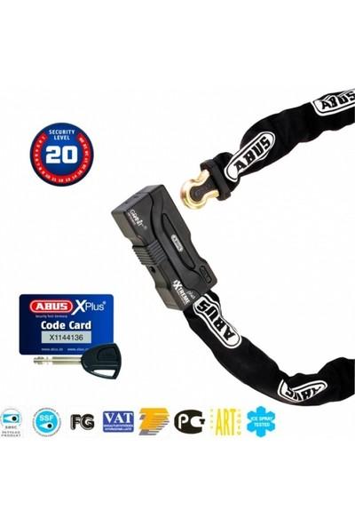 Abus 59 12HKS140 Black Extreme Chainplus