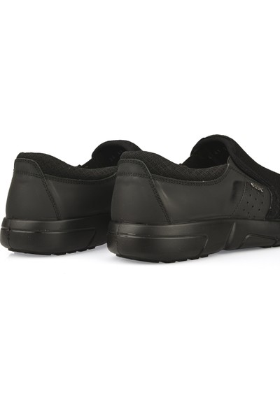 Esse By Ziya Erkek Deri Ayakkabı 101246E 28684 Siyah