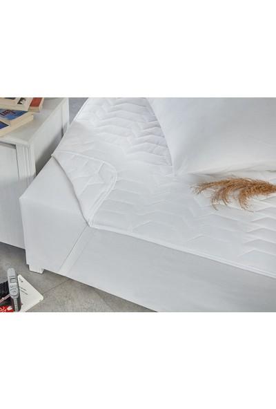 Komfort Home Battal Boy Yatak Koruyucu Ped 180x200 cm (Dtx)