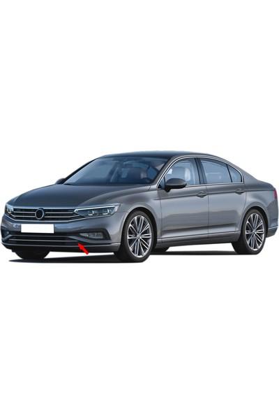 S-Dizayn VW Passat B8.5 Krom Ön Tampon Çıtası 2019 ve Üzeri
