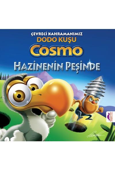 Çevreci Kahramanımız Dodo Kuşu Cosmo - 4 Kitap