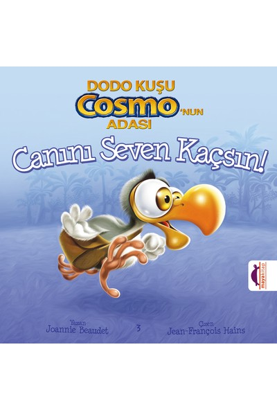 Dodo Kuşu Cosmo'nun Adası - 3 Kitap