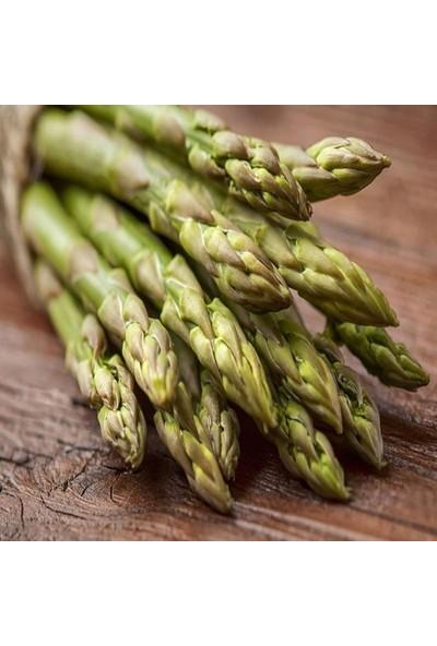 Mutlu Paket Asparagus Officinalis Kuşkonmaz Tohumu 20'li