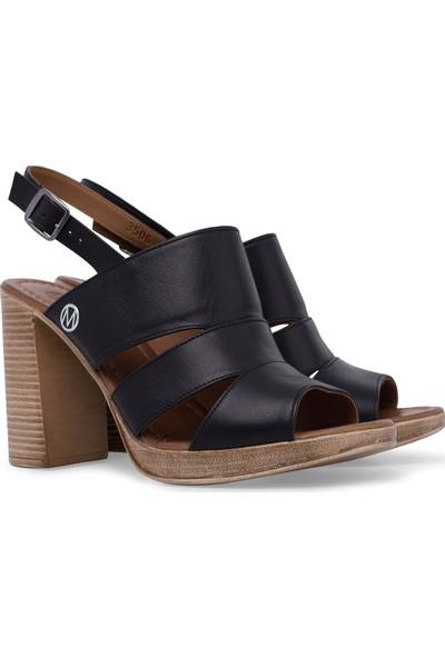 Via Dante Deri Topuklu Sandalet Kadın Sandalet 5273506Vd