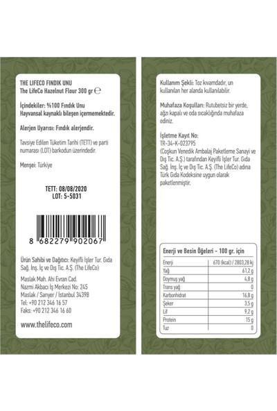 The Lifeco Özel Tarifler Paketi - Glutensiz Tatlı