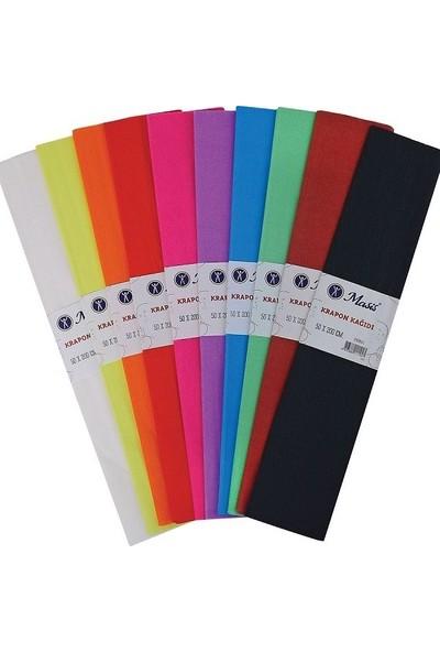 Masis Keçe 10 Renk Karışık 20 x 30 cm