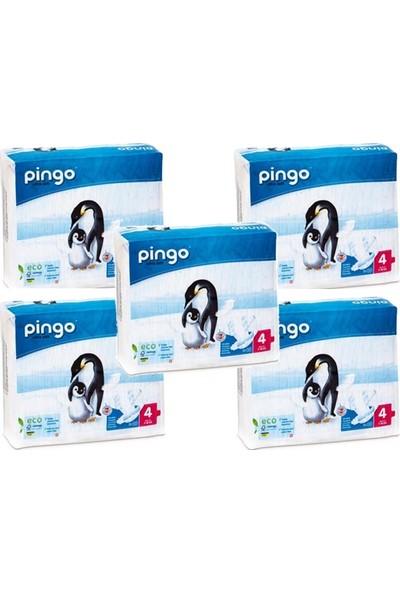Pingo Ekolojik Bebek Bezi No:4 Avantaj Paket