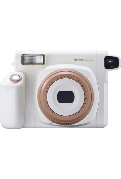 Fujifilm Instax Wide 300 Toffe Beyaz Fotoğraf Makinesi (Fujifilm Türkiye Garantii)