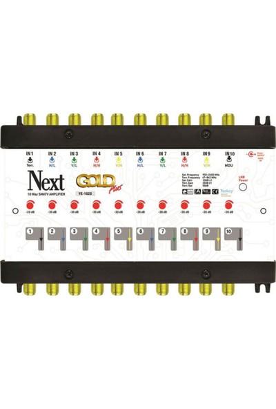 Next NextStar Next YE-1020 10/10 Merkezi Uydu Sistem Santrali Yükselticisi