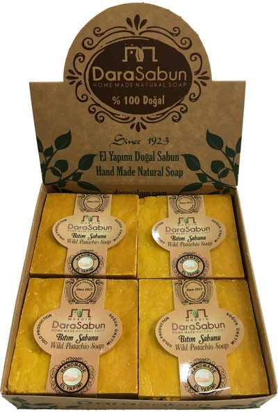 Dara Sabun Bıtım Sabunu - 4'lü Paket