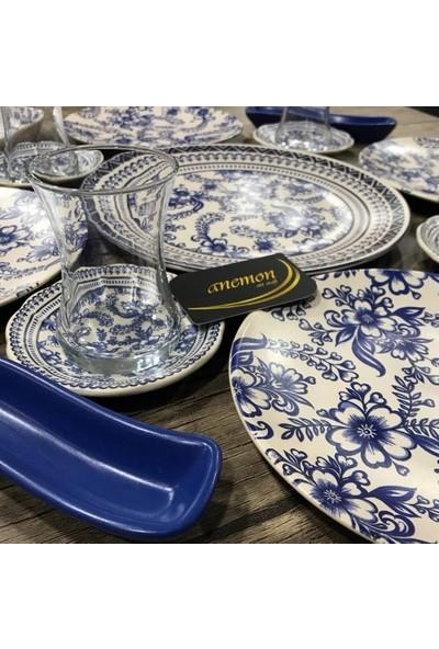 Keramika 19 Parça Kahvaltı Takımı