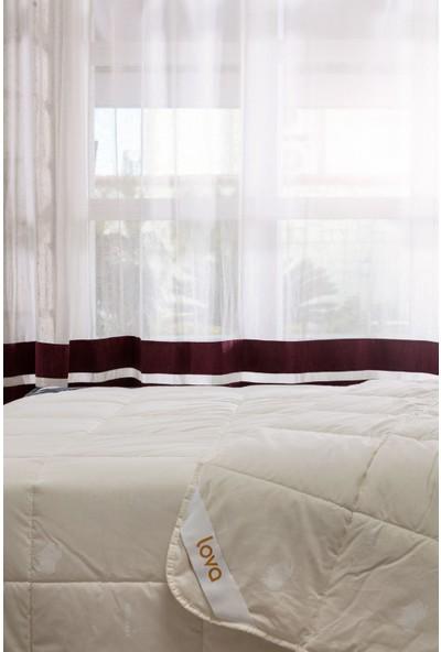 Lova Wool Comfort 195x215 Cm Tek Kişilik Yorgan