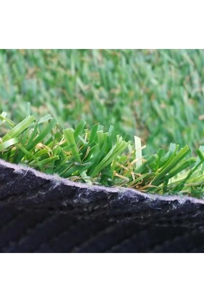 Forfloor 20 mm Otlu Yapay Çim Halı Turf Çim Halı En 150 cm