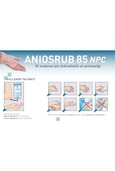Aniosgel Anıosrub 85 Npc El Dezenfektanı 1 lt
