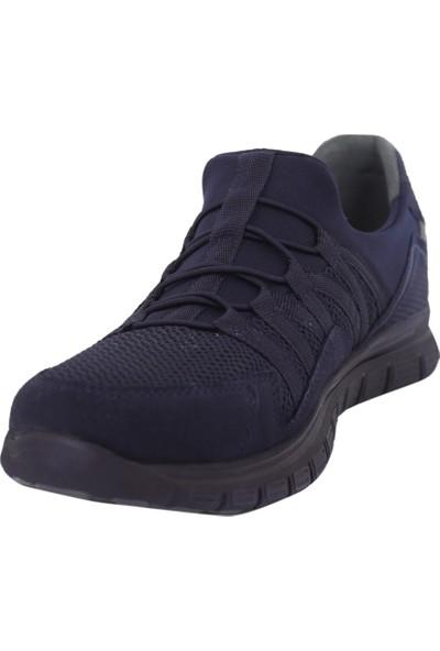 Forelli Lacivert Erkek Spor Ayakkabı 45819