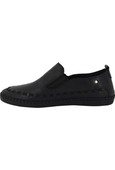 Hobby Siyah Yazlık Erkek Ayakkabı 3943