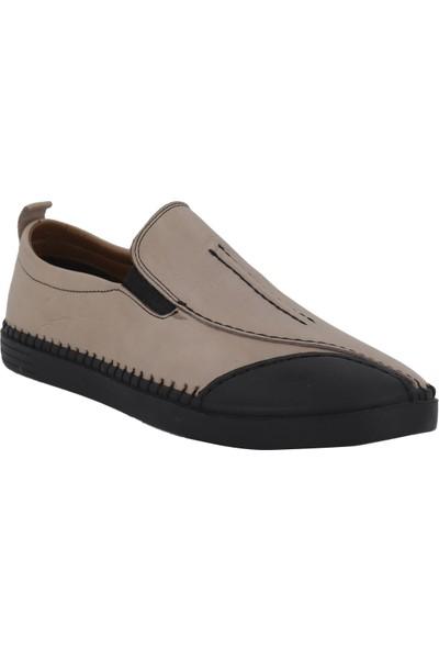 Hobby Bej Yazlık Erkek Ayakkabı 3781