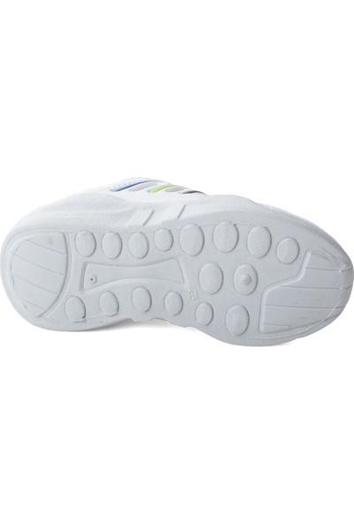 Gezer 02921 Günlük Fileli Kız/erkek Çocuk Spor Ayakkabı Beyaz
