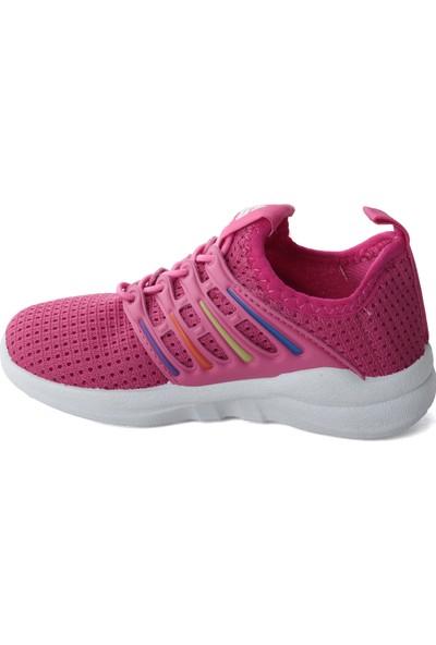 Gezer 02921 Günlük Fileli Kız/erkek Çocuk Spor Ayakkabı Fuşya