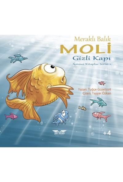 Meraklı Balık Moli - Karanlıktaki Arkadaşlar - Tuğçe Güzelyurt
