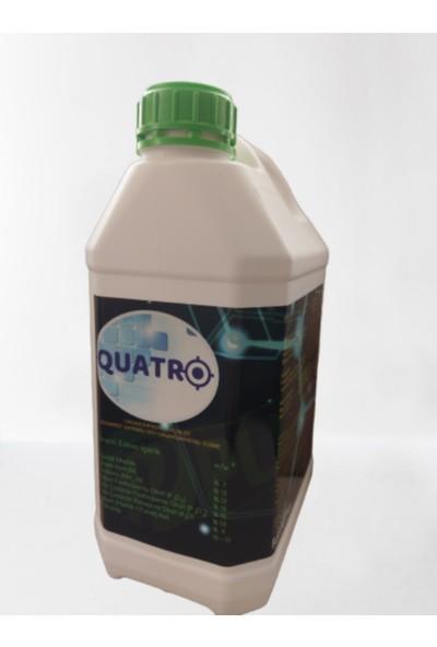 Quatro Leonardit Kaynaklı Sıvı Organomineral Gübre 5 lt