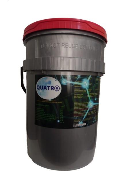 Quatro Leonardit Kaynaklı Sıvı Organomineral Gübre 20 lt