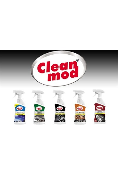 Cleanmod Oto Yıkama Köpüğü Fırçasız Yıkama 5 kg