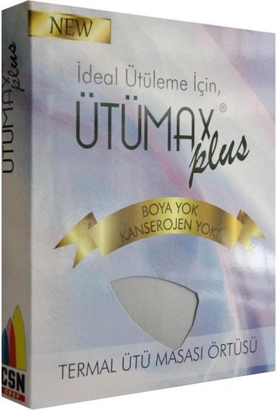 Ütümax Plus Yanmaz Termal Keçe Ütü Masası Örtüsü Bezi Kılıfı